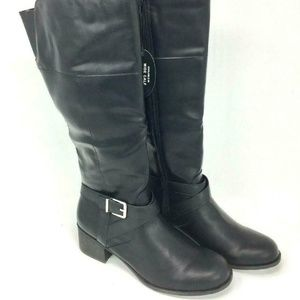 Style & Co Round Toe Knee High Fashion Boots 8.5